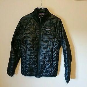Patagonia Women's Micropuff Black Jacket